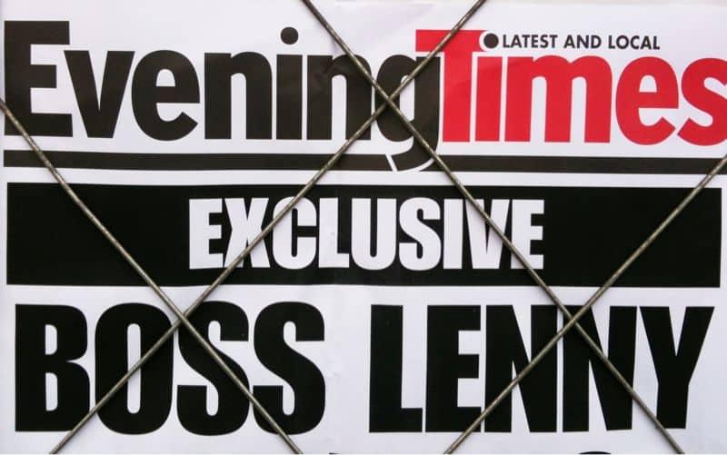 Lenny Glasgow Photographer