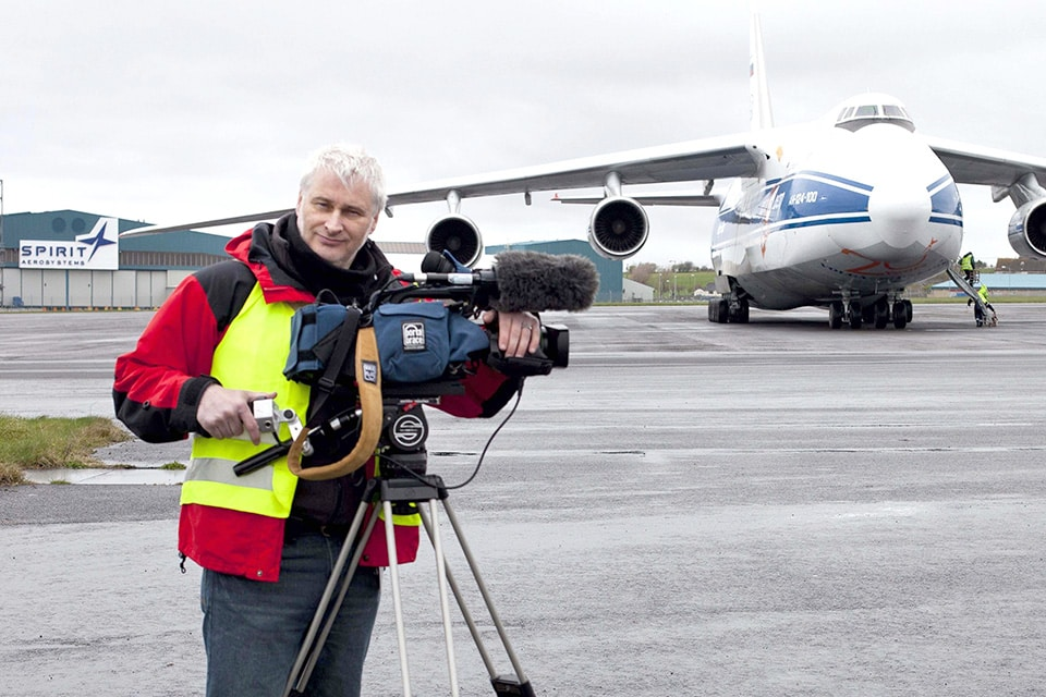 Video Journalist Glasgow Edinburgh ScotlandScotland
