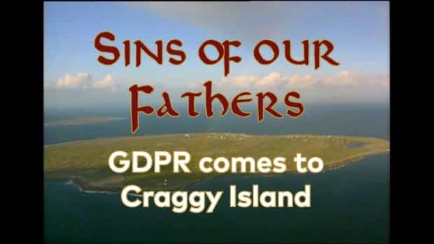 Ignition GDPR Comes to Craggy Island 620x349 - GDPR and Father Ted