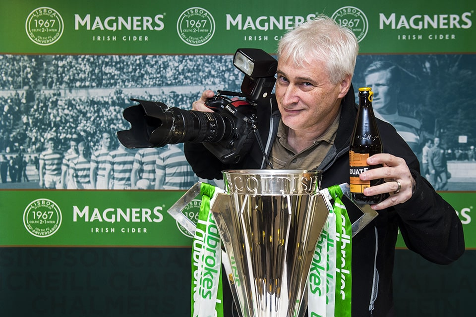 PR Photographer Glasgow Celtic