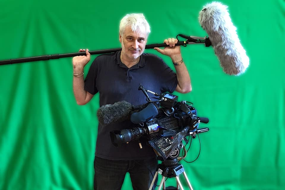 Press PR Photographer Edinburgh Scotland Glasgow - Green Screen Fun