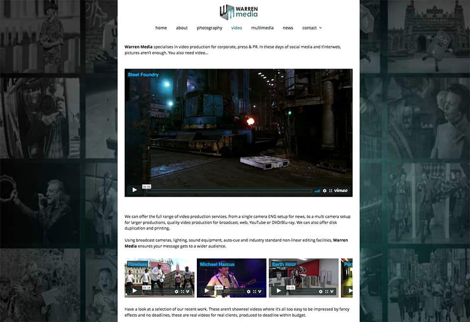 Video Production Glasgow Ediburgh Scotland - Video Production
